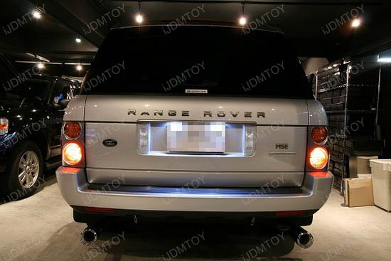 Range - Rover - HSE - D1S - HID - conversion - LED - lights - 4